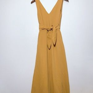 Aritzia Dresses - WILFRED Ecoulement Dress
